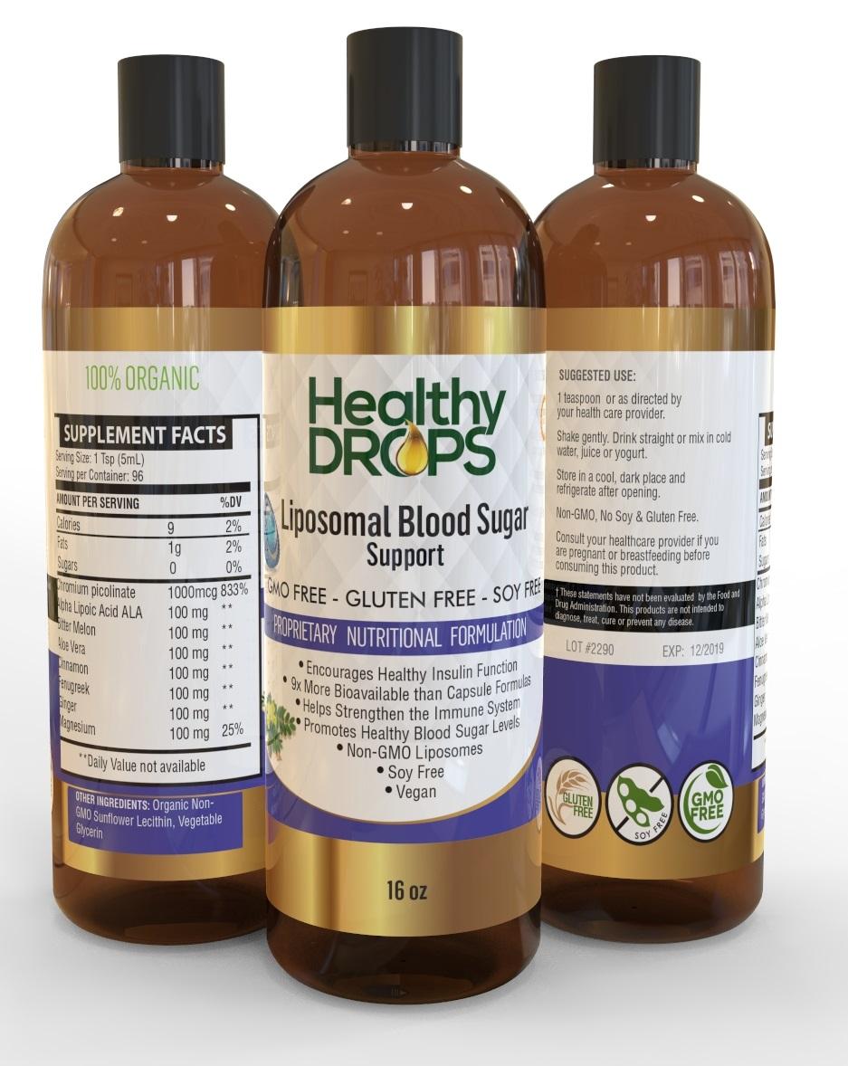 Liposomal Blood Sugar