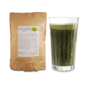 Green Powder Super Drink