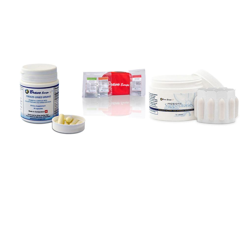 Bravo Super Probiotics