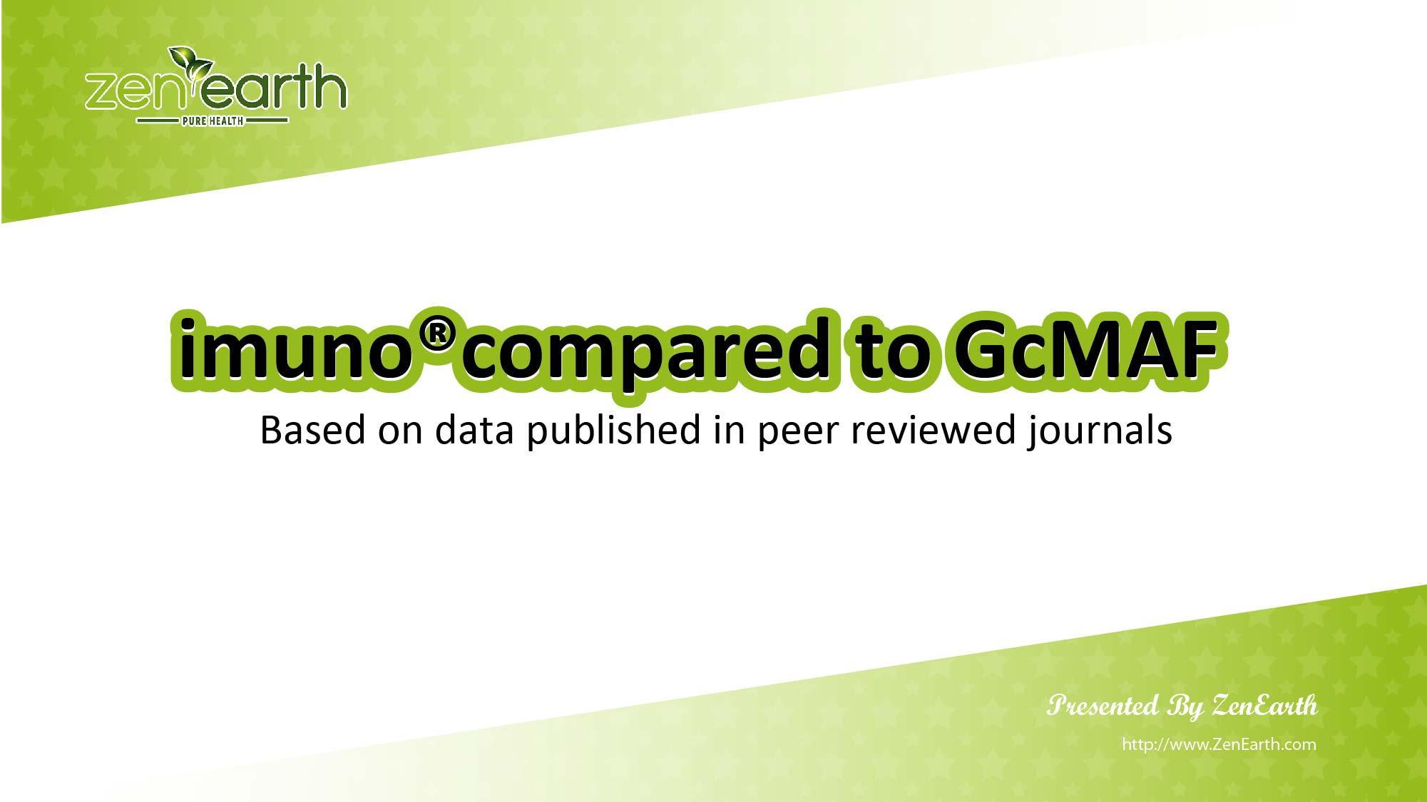 GcMAF imuno