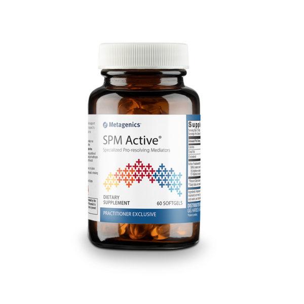 SPM Active 60 soft gel