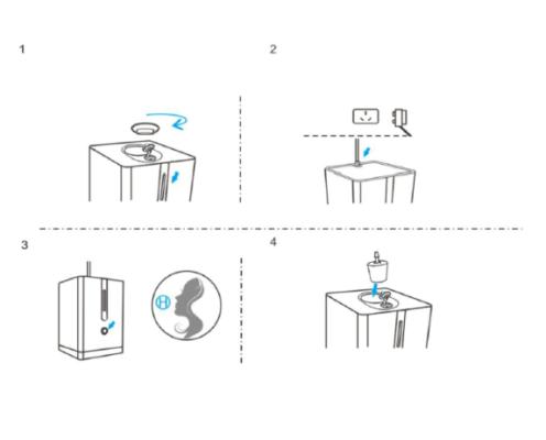 Mini Hydrogen Diagram