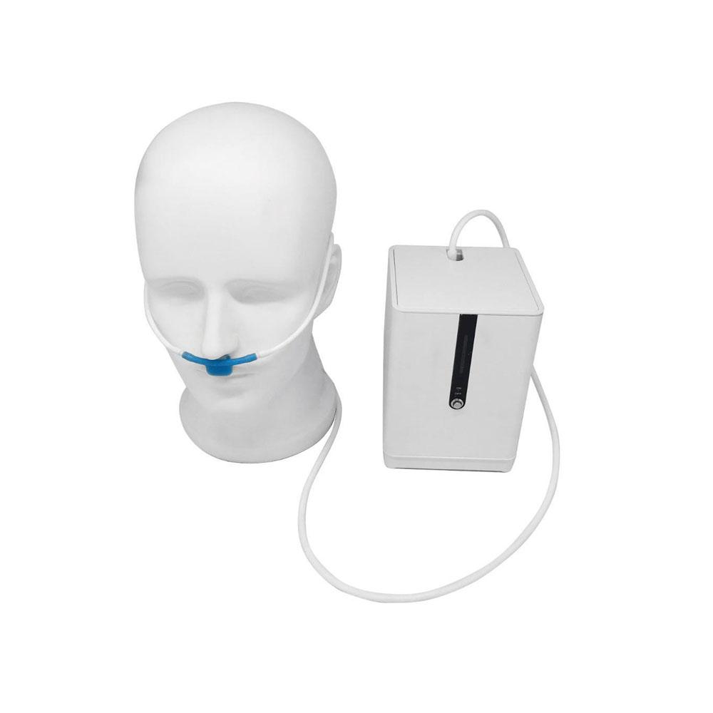 Hydrogen inhalation machine