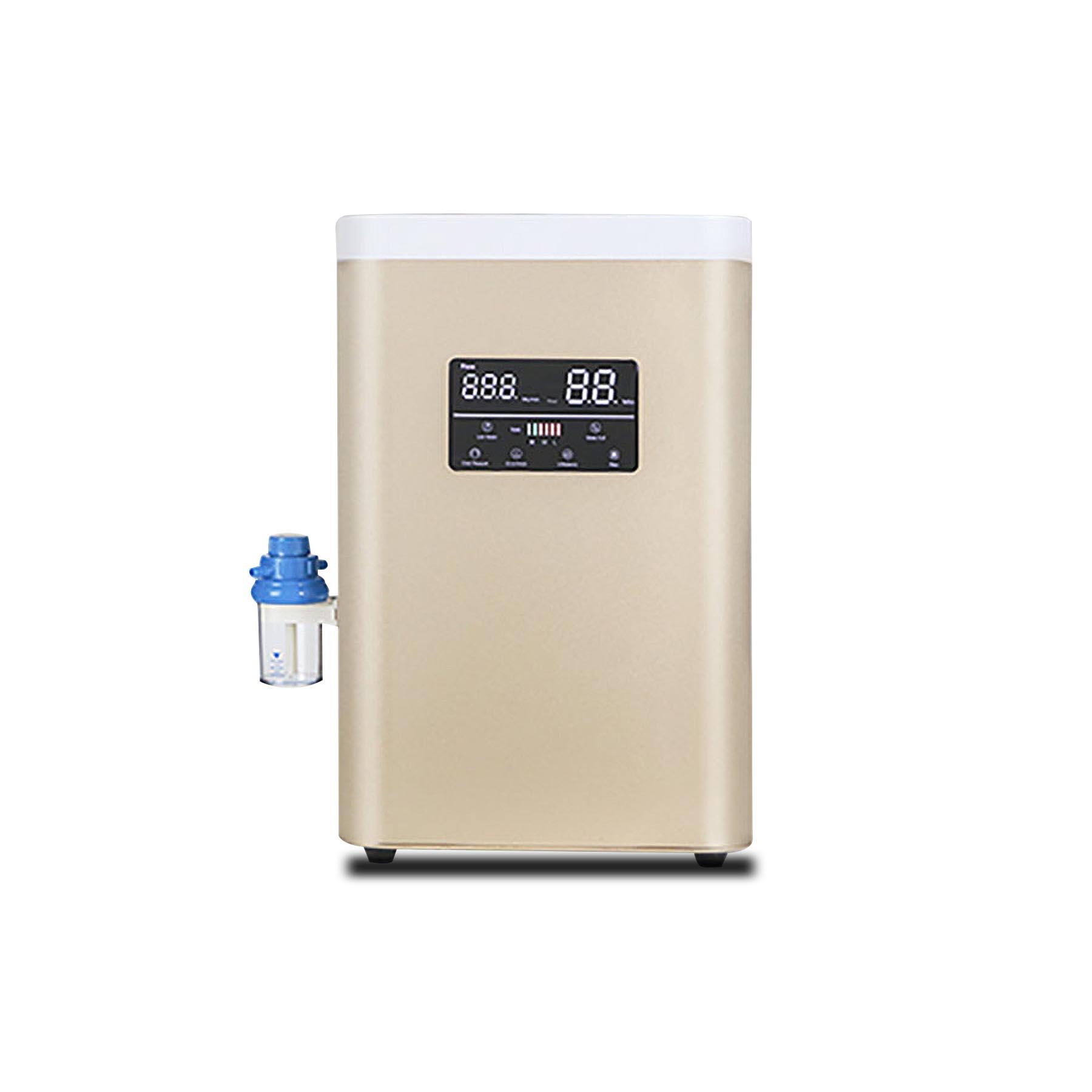 Hydrogen & Oxygen Inhalation